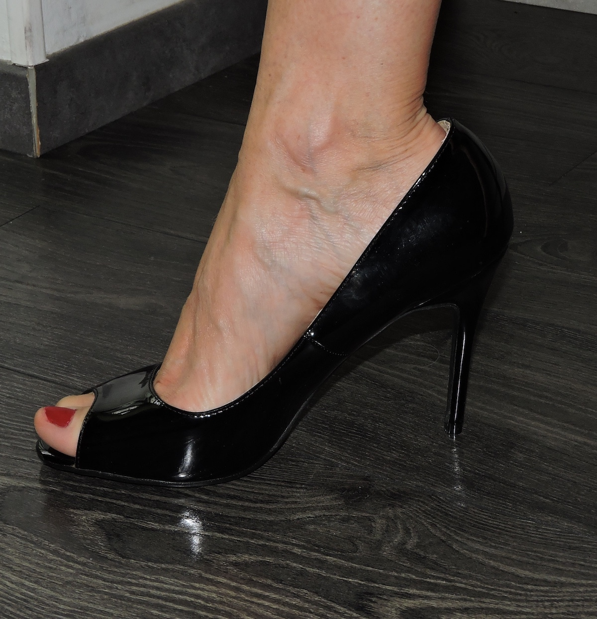 le fetichisme des pieds